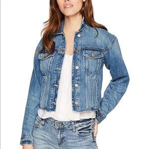 Joe's Jeans Cutoff Jean Jacket